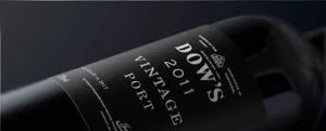Dow's Vintage Port 2011