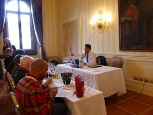 BuyWine 2015 degustazione guidata di Luca Martini P1030917