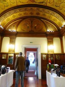 Vienna  Wein & Kultur tasting Hotel Regina