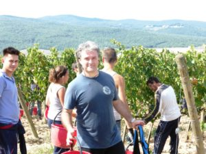Vendemmia 2015 Casato Prime Donne Montalcino
