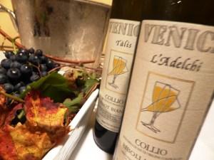 Venica Ribolla Gialla e Pinot Bianco
