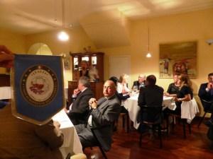 Union Europeénne des Gourmet serata con Ornella Venica