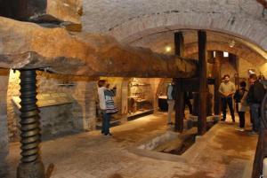 Museo-del-vino Lungarotti Torgiano