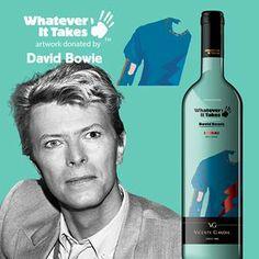 David Bowie Shiraz