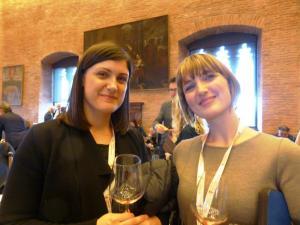 Donne del vino a Wine&Siena
