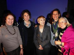 Donne del vino toscane al premio Italia a Tavola