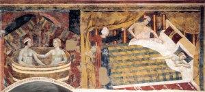 affreschi di Memmo di Filippuccio