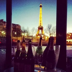 Paris is the city where they drink more wine