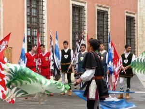 Orcia Wine Festival-Contrade della Festa del Barbarossa