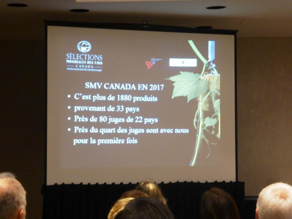 Sélections Mondiales des Vins Canada