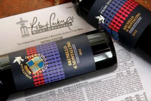 Brunello 2012 Wine Advocate