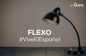 Flexo lampada spagnola esempio di racconto in etichetta