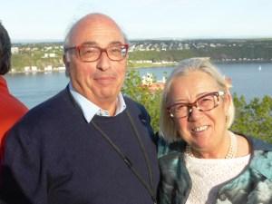 Donatella e Carlo in Canada per la Selection Mondial du vin Canada