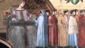 Siena-Palazzo-Pubblico-Allegoria degli effetti del buono e del Cattivo Governo di Ambrogio Lorenzetti