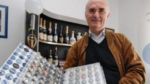 Pino Manieri collezionista capsule