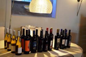 Vini Orcia per il pranzo con gli assaggiatori toscani delle guide dei vini