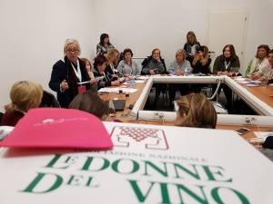 wine2wine e Donn del vino