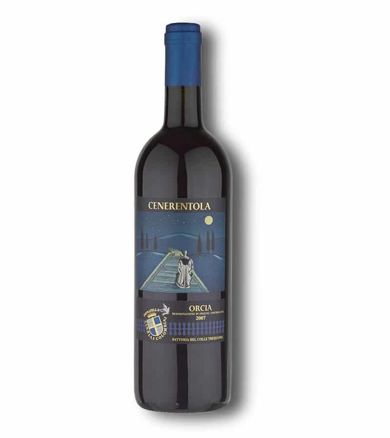 wine cenerentola