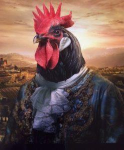 gallo-nero-simbolo del Chianti Classico