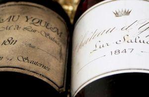 Tappo in sughero e vino di antiquariato