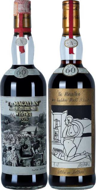The Macallan 1026 Whisky più caro del mondo