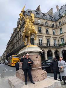 Donatella-CinelliColombini-Parigi-Monumento-a-Giovanna-d'Arco