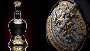 Distillati-più-cari-del-mondo-Chivas Regal Tribute to Honour Scotch Il Royal Salute