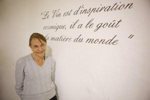 Prima Donna della Borgogna: Lalou Bize-Leroy