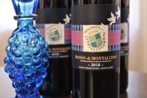 Rosso di Montalcino 2018 BIO di Donatella Cinelli Colombini #iostappoacasa