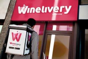 Winelivery la app che porta il vino a casa in 30 minuti