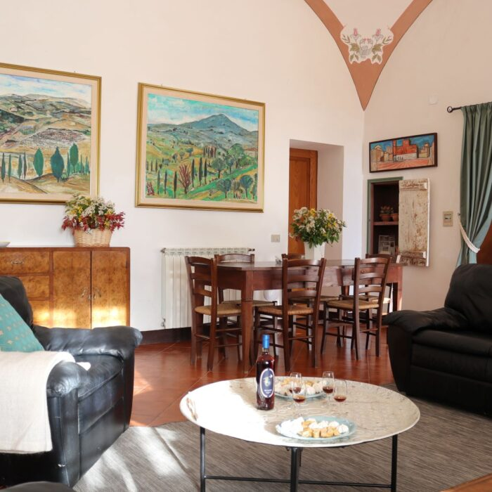 Fattoria del Colle - Farmhouse in Tuscany - Apartment Oliviera