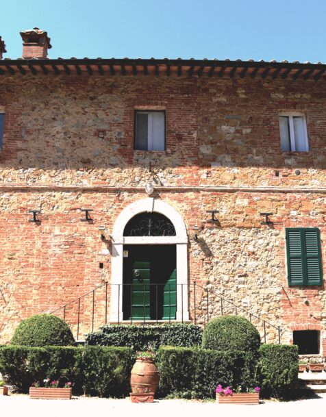 Fattoria del Colle - Farmhouse in Tuscany