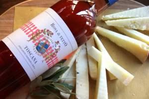 Rosa di Tetto - IGT Toscana Rosé - Fattoria del Colle - Donatella Cinelli Colombini