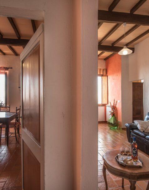 Fattoria del Colle - Agriturismo in Toscana - Appartamento Guardia