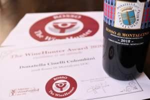 Rosso di Montalcino 2018 Wine Hunter