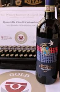 Brunello 2015 Gold