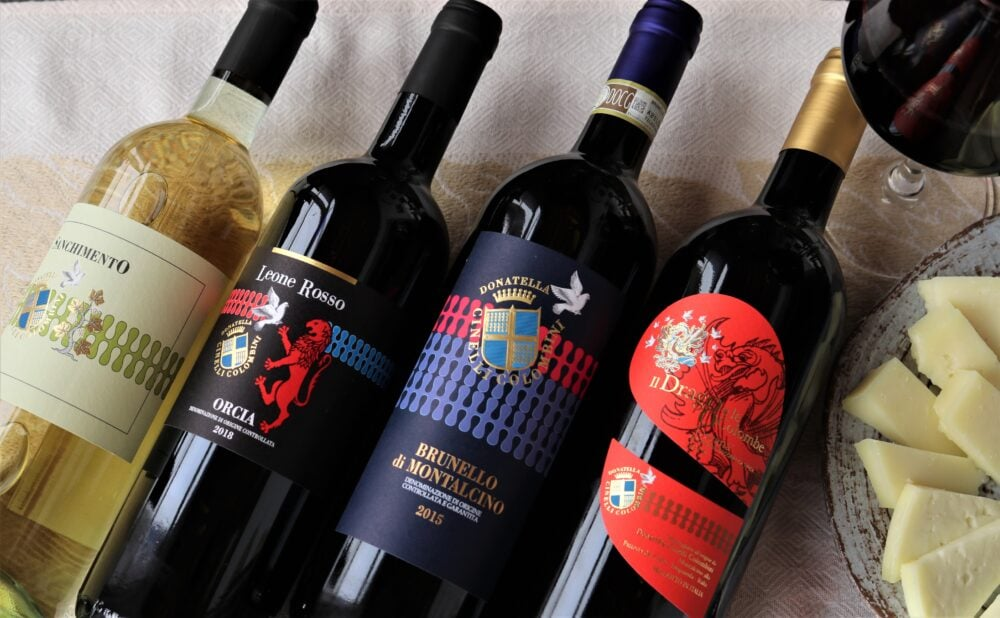 Offerta-Club-Donatella-Brunello-Orcia-Doc-Supertuscan-IGT