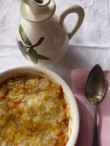 Zuppa di cipolle Fattoria del Colle