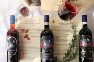 Brunello Riserva 2012 and 2013 with Vin Santo del Chianti 2008 and two recipes - Donatella Cinelli Colombini