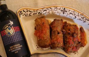Basta divieti - tordi finti e Brunello di Montalcino