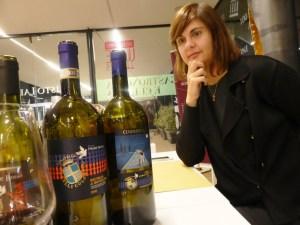 Bergamo evento Donne del vino Giovanna Prandini