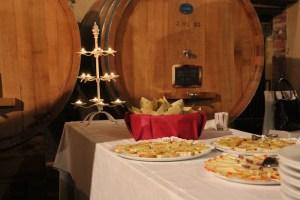 Wine destination: wine wedding at Fattoria del Colle in Tuscany