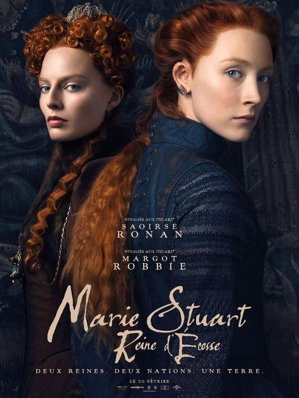 Marie Stuart, Reine d'Ecosse