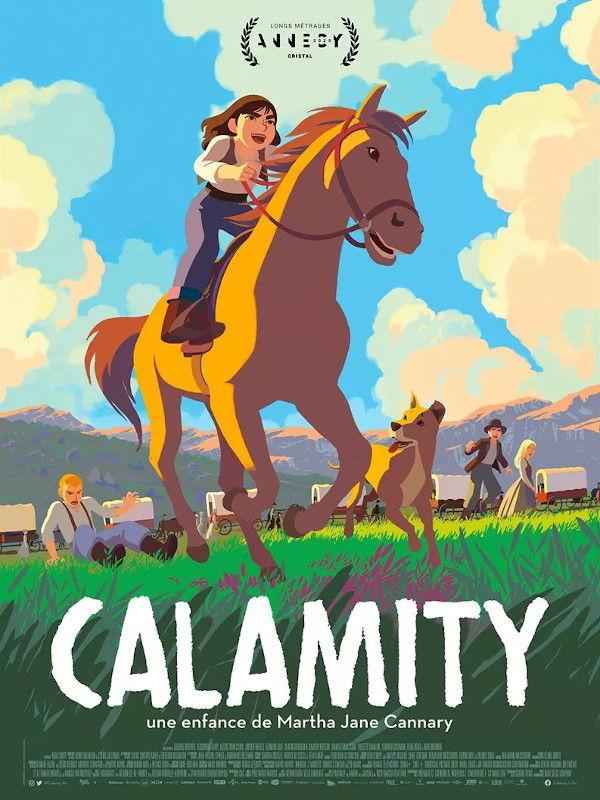 Calamity, une enfance de Martha Jane Cannary VF