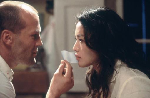 Jason Statham Transporter 1 . The Transporter 2002 Film Cinema De