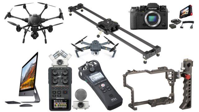 This Week's Top 10 Deals for Filmmakers
