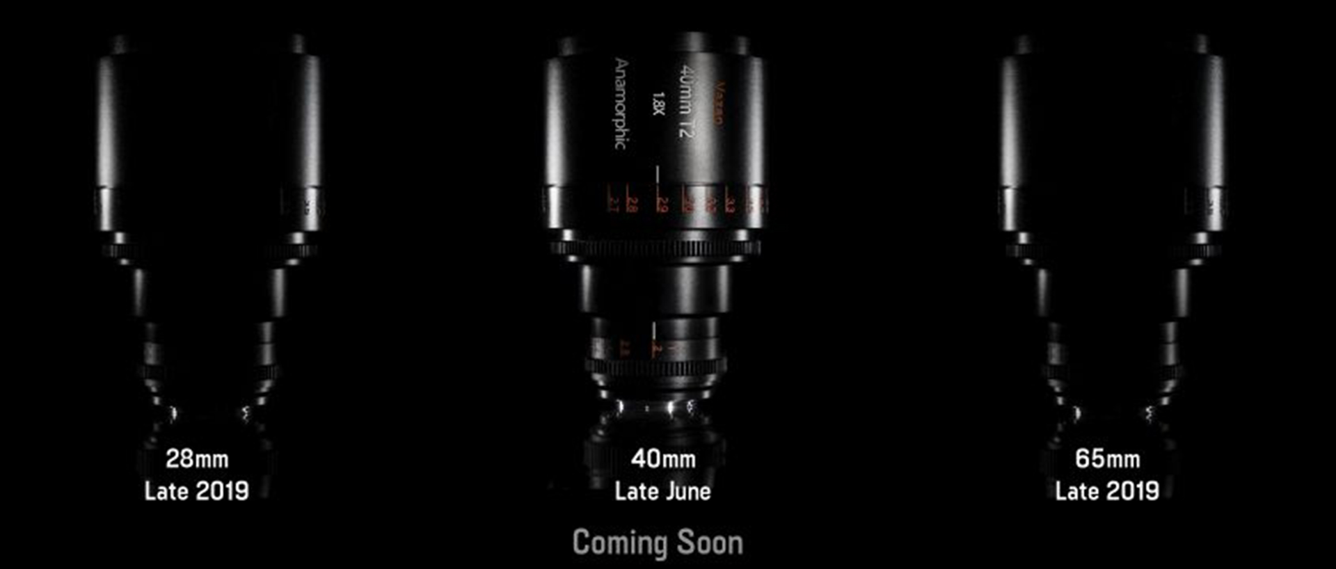 Vazen 1 8x Anamorphic – 3 New Lenses for Micro Four Thirds