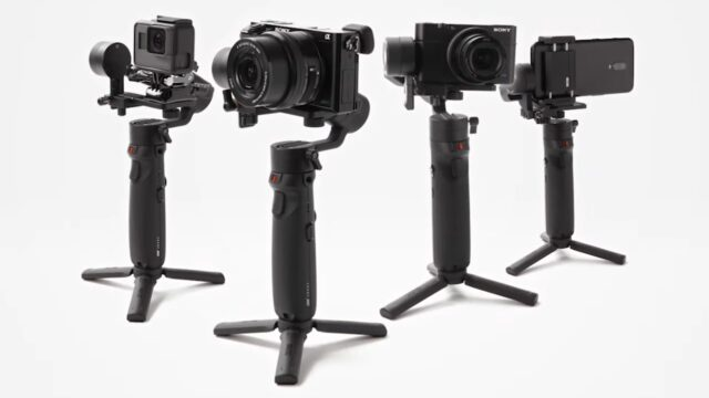 Zhiyun CRANE-M2 Announced – New Definition of Compact Gimbal | Best