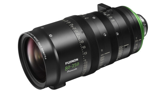 Fujifilm FUJINON Premista 80-250mm - Full View