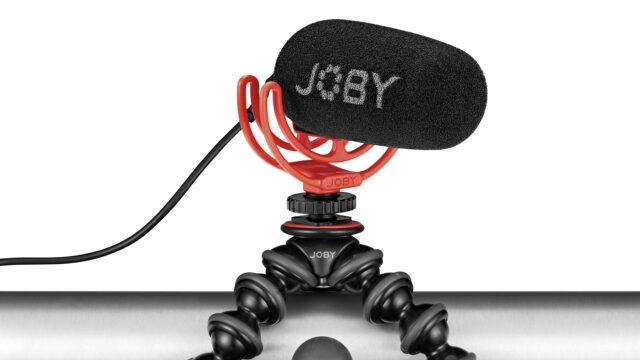 JOBY Wavo with GorillaPod flexible mount (Credits: Vitec Group / JOBY)